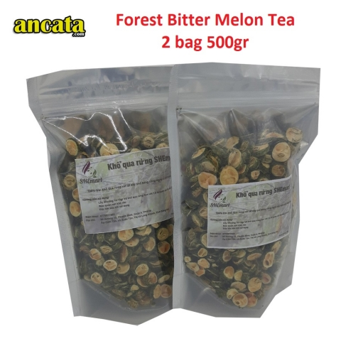 Big bag Forest BitterMelonTea 2 bag 500gr