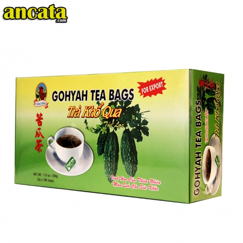 Gohyah Tea Bags 200gr - Incluđe VAT and Free ship