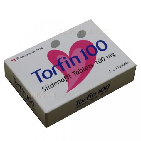 Torfin 100mg - Male Enhancement Pills Sexsual Potency Libido Erection Sex Orgasm Penis - Free Ship